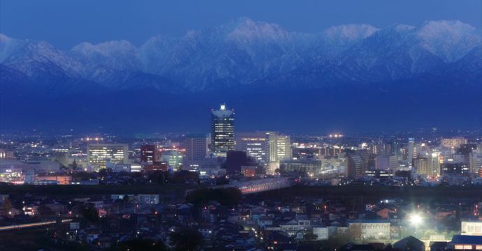 富山県のデートにもおすすめ夜景スポット