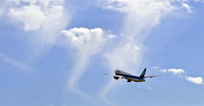富山空港発着のANA国内線航空券格安運賃チケット