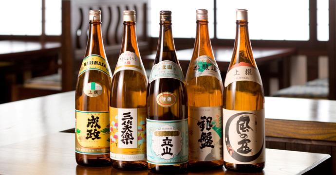 富山県のお土産にも喜ばれる日本酒の銘柄